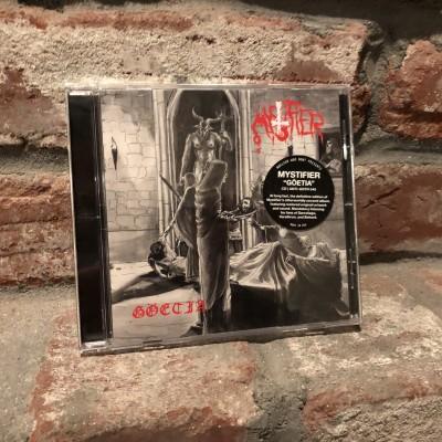 Mystifier - Goetia CD