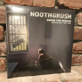 Noothgrush - Erode The Person 2LP