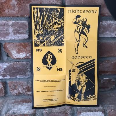 Nightspore - Godseed CD