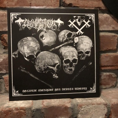 RxAxPxE / Obskuritatem - Split LP