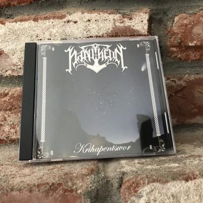 Pantheon - Krihapentswor CD