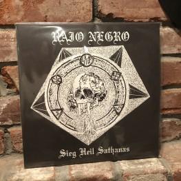 Raio Negro - Sieg Heil Sathanas LP