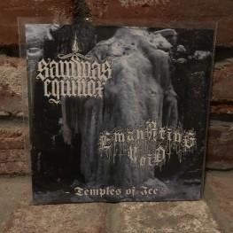"Sammas' Equinox / Emanating Void - Temples Of Ice 7"""