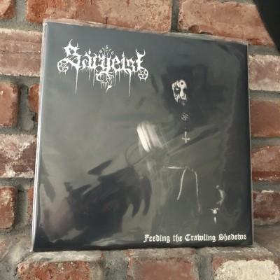 Sargeist - Feeding The Crawling Shadows LP