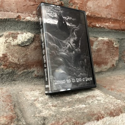 Sorg - Devoured into the Void of Despair CS
