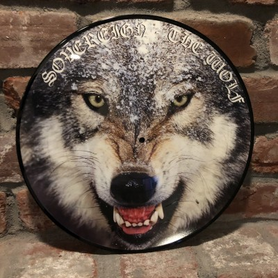 Sovereign - The Wolf Pic LP
