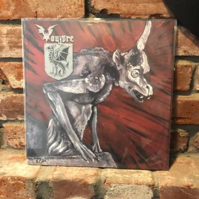 Vouivre / Gestapo 666 - Split LP
