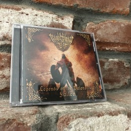 Wotanorden - Legends of the Valorous Fallen CD